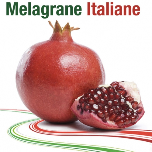 Cassetta da 4,5 kg di melograno Wonderful One